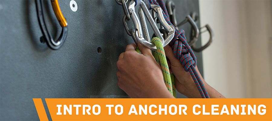 Intro to Anchor Cleaning