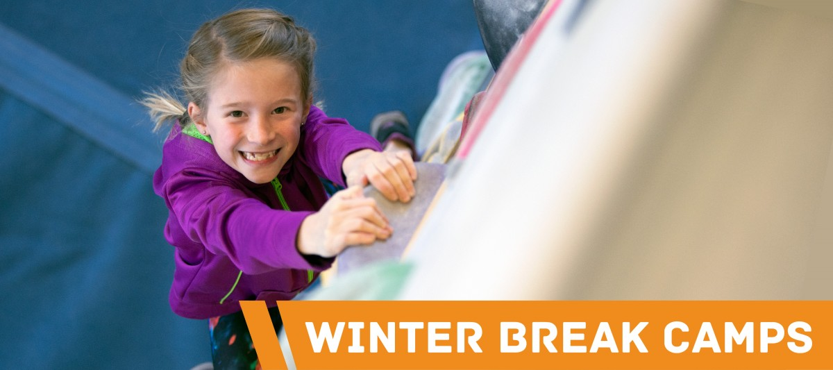 Winter Break Climbing Camps