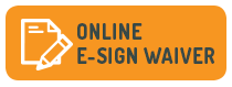 Online E-Sign Waiver